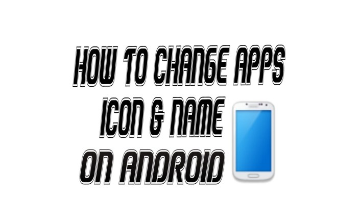 apk icon and name change